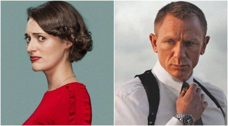 Phoebe Waller-Bridge to liven up new Bond script at Daniel Craig's request
