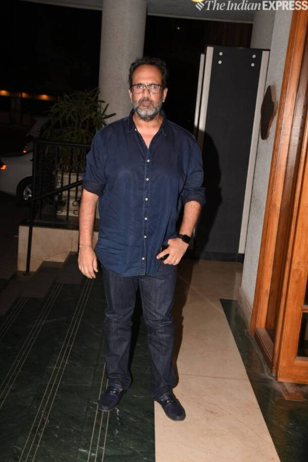 aanand l rai at Manoj Bajpayee birthday