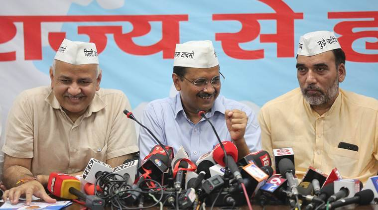 Arvind Kejriwal Hits Out At Congress: 'blame Rahul If Modi Comes Back'