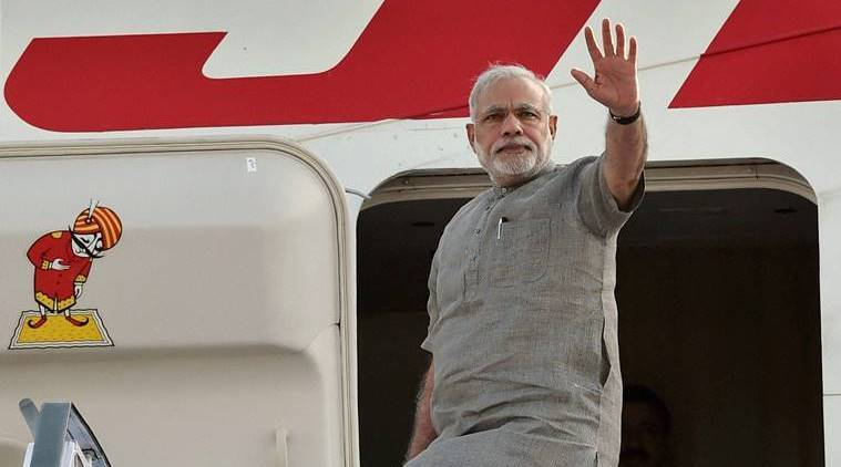 PM Narendra Modi won't fly over Pakistan for Bishkek summit, opts for Oman route