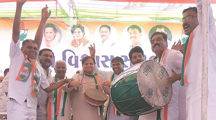 Why is Modi not contesting from Gujarat, asks Congress' Ahmed Patel