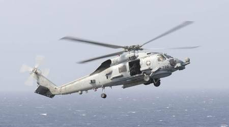 US approves sale of 24 MH 60 Romeo Seahawk helicopters to India for $2.4 billion