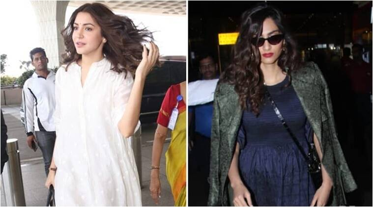 Anushka Sharma, Sonam Kapoor and more: Best airport looks of the week