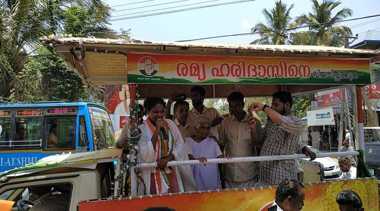 Remya Haridas, congress Remya Haridas, Remya Haridas alathur, elections in kerala, congress candidates in kerala, election news, cpim in kerala, kerala news