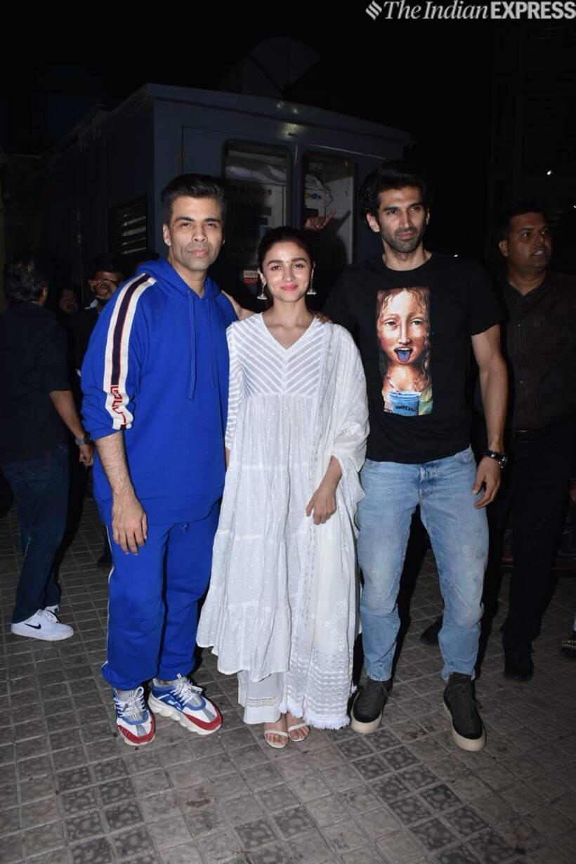 kalank screening photos