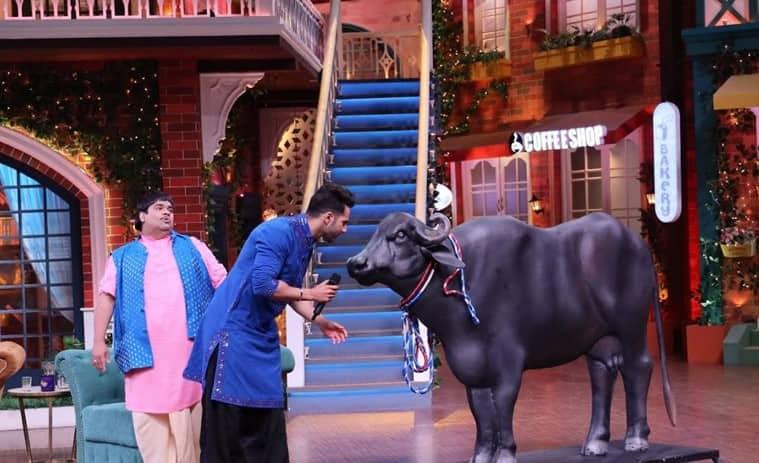 The Kapil Sharma Show: Kalank stars Varun, Alia, Sonakshi and Aditya
