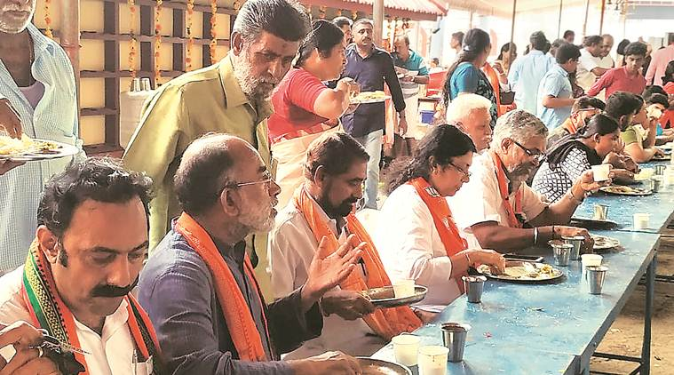 Kerala, kerala polling, Kerala election campaign, Kerala BJP, Alphons Kannanthanam, Kerala Congress, Kerala news, election news, lok sabha elections, general elections, election news, decision 2019, lok sabha elections 2019, indian express, Indian Express
