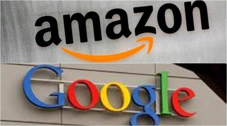 amazon, Google, Amazon.com Inc., Google's Chromecast, Android TV devices, Amazon's Fire TV, YouTube, tech news,