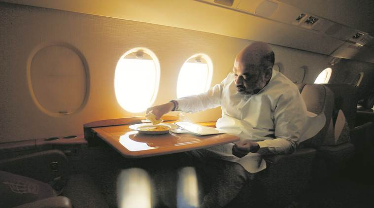 Amit Shah, Amit Shah interview, Amit Shah on Sadhvi Pragya, Amit Shah on Narendra Modi, Amit Shah on Rafale deal, Amit Shah on cow vigilantism, Amit Shah on Kashmiris, Amit Shah on Pakistan, Amit Shah Indian Express interview, Lok Sabha elections 2019, election news
