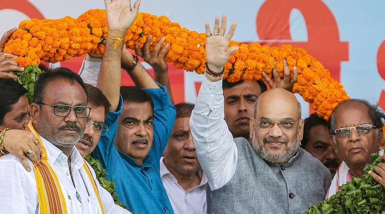 vidarbha, vidarbha votes today, Nitin Gadkari, nana patole, Hansraj Ahir, maharashtra elections today, election news, elections 2019, lok sabha elections 2019