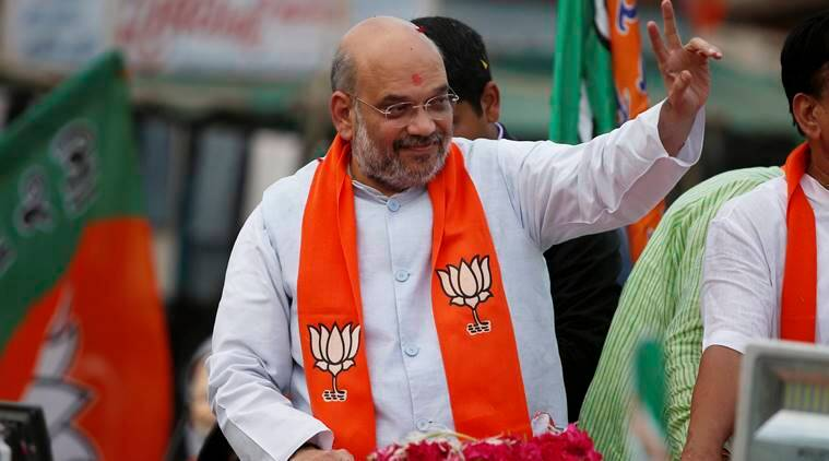 Congress tried to defame India by Hindu terror bogey: Amit Shah