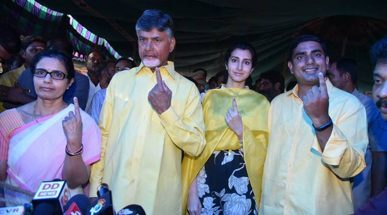 In Andhra Pradesh, was it a grievance vote or gratitude vote? Wait for May 23