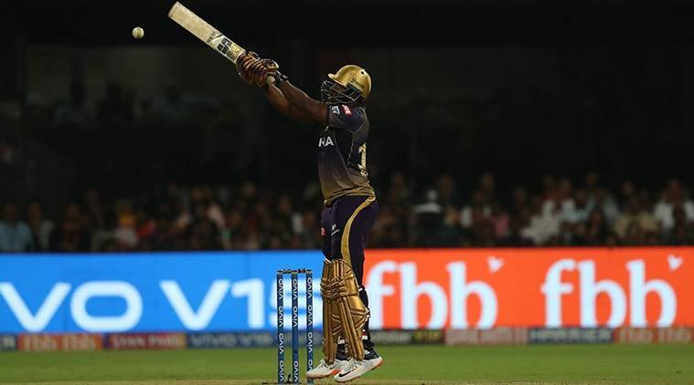 andre russell, kkr