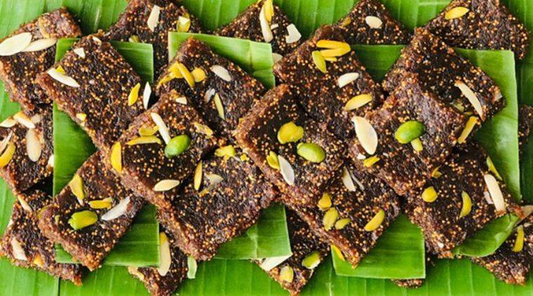 In the mood for some Sunahri Pak and Anjeer Ki Katli? Try these easy recipes at home