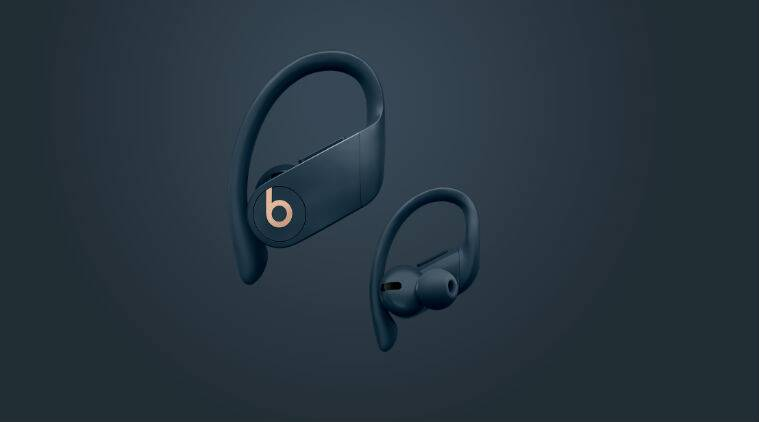Beats Powerbeats Pro Are Truly Wireless Earbuds With Apple S H1 Chip Always On Siri Technology News The Indian Express
