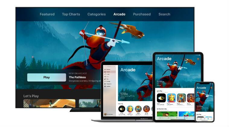 Apple, Apple Arcade, Apple Arcade gaming service, Apple gaming service, Apple games, Apple Arcade games, Apple games launched