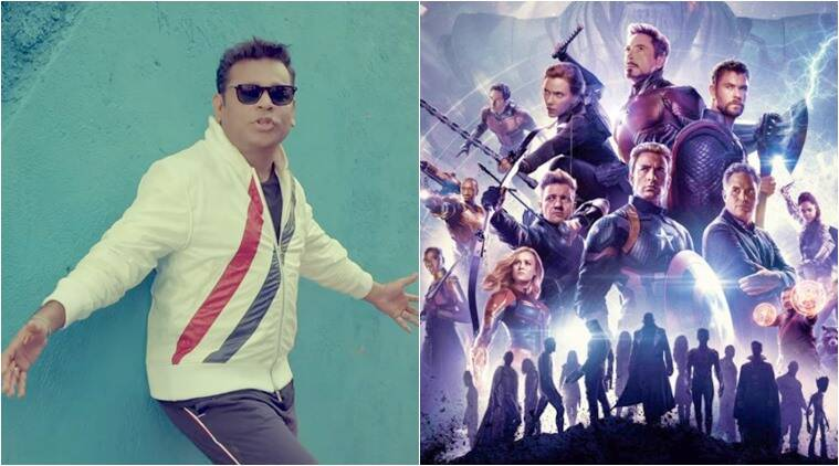 AR Rahman adds his Midas touch to Marvel Anthem | Entertainment News