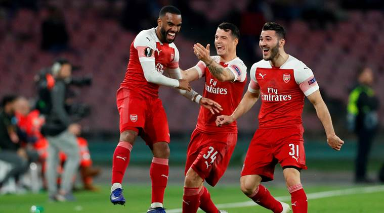 Europa League: Arsenal, Chelsea advance to semifinals after easy wins
