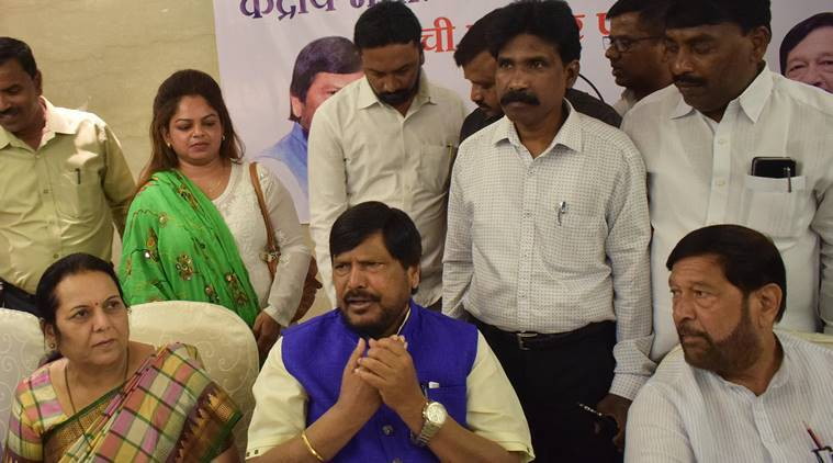 ramdas athawale, Minister of State for Social Justice and Empowerment, Minister of State for Social Justice and Empowerment ramdas athawale, ramdas athawale Minister of State for Social Justice and Empowerment, republican party of india, rpi, india news, Indian Express