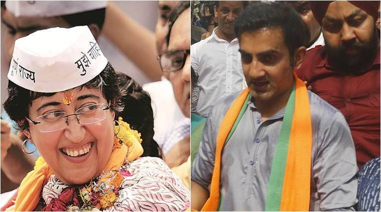 Atishi plea on Gambhir dismissed