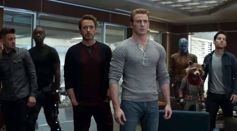 The Guardians Of The Galaxy Cameo You Probably Missed In Avengers: Endgame