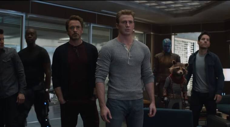 avengers endgame behind the scenes clip