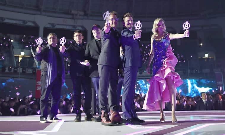 avengers endgame fan event korea photos