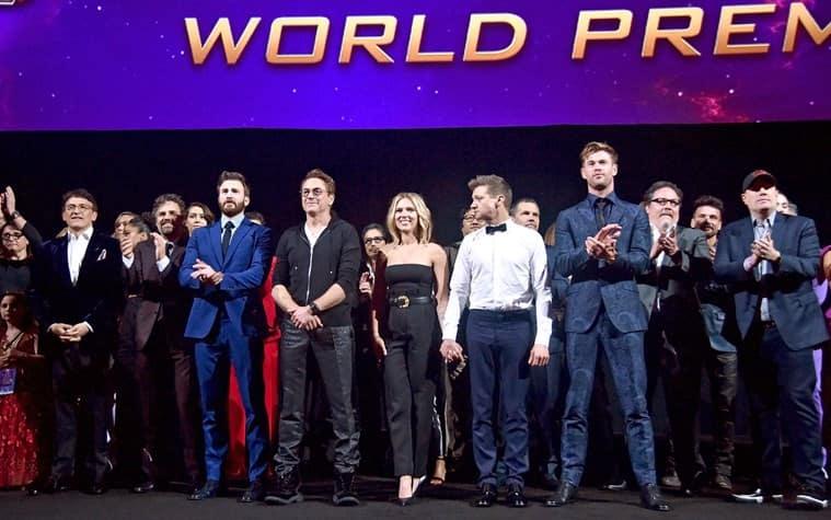 avengers endgame world premiere photos