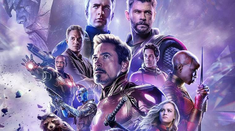 avengers endgame,release date in india,vengers endgame tickets,marvel cinematic universe