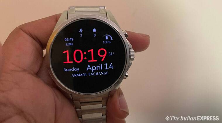 QnA VBage Armani Exchange Connected smartwatch review: Smart as steel