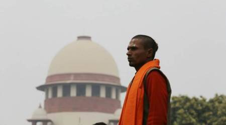 Supreme Court, Ayodhya case, Ayodhya case hearing, Babri Masjid dispute case, ramjanmabhoomi, India news, Indian express