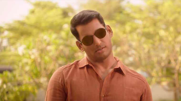 Ayogya trailer vishal plays a despicable cop