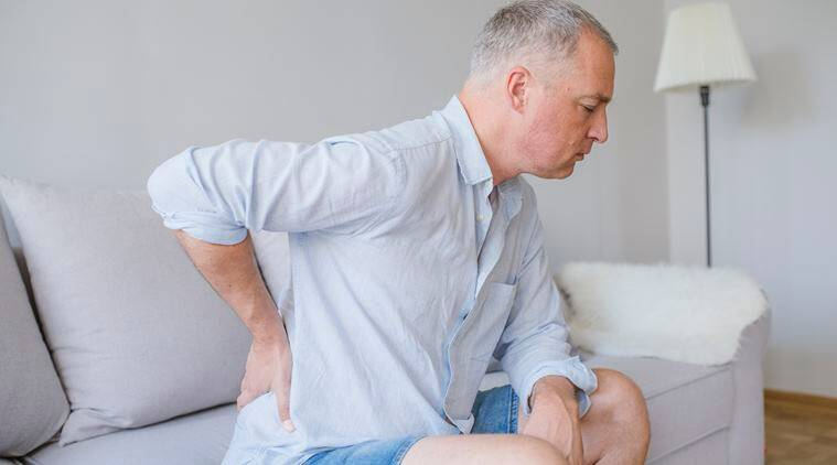 lower back pain, rest, health, indian express, indian express news