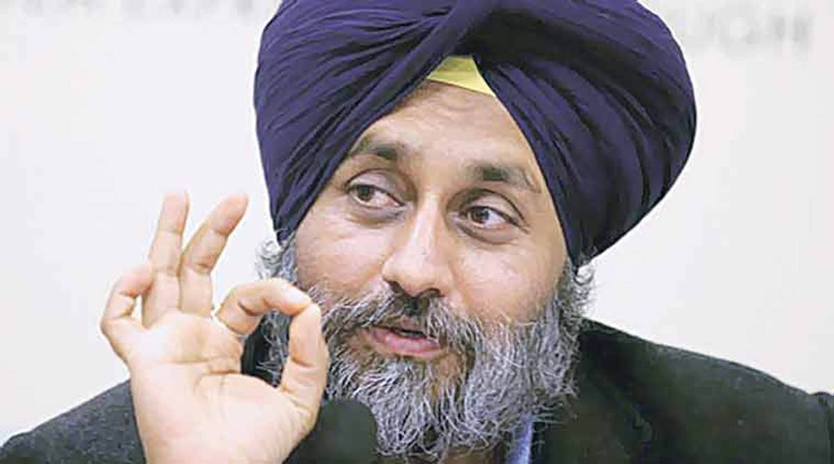 Seat with SAD for 20 yrs, Sukhbir Singh Badal says Ferozepur needs development | Elections News,The Indian Express