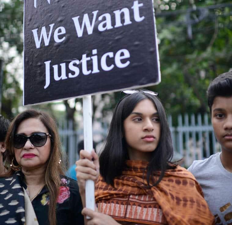Bangladesh, Bangladesh teen girl killed, Bangladesh girl burned alive, Bangladesh sexual harassment case, sexual harassment case Bangladesh, Bangladesh protest, Indian Express, World news