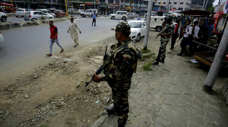 Banihal attack bid: 3 students, one studying for a PhD, among 6 held