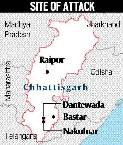 dantewada naxal attack, dantewada naxal attack, dantewada naxal attack news, dantewada news, dantewada naxal attack news, Chhattisgarh naxal attack, Chhattisgarh naxal attack, Chhattisgarh naxal attack news, Chhattisgarh naxal attack today news, naxal attack, naxal attack news