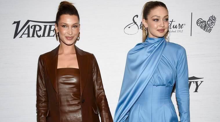 Gigi Hadid and Bella Hadid give lessons on power dressing at Variety's Power of Women 2019