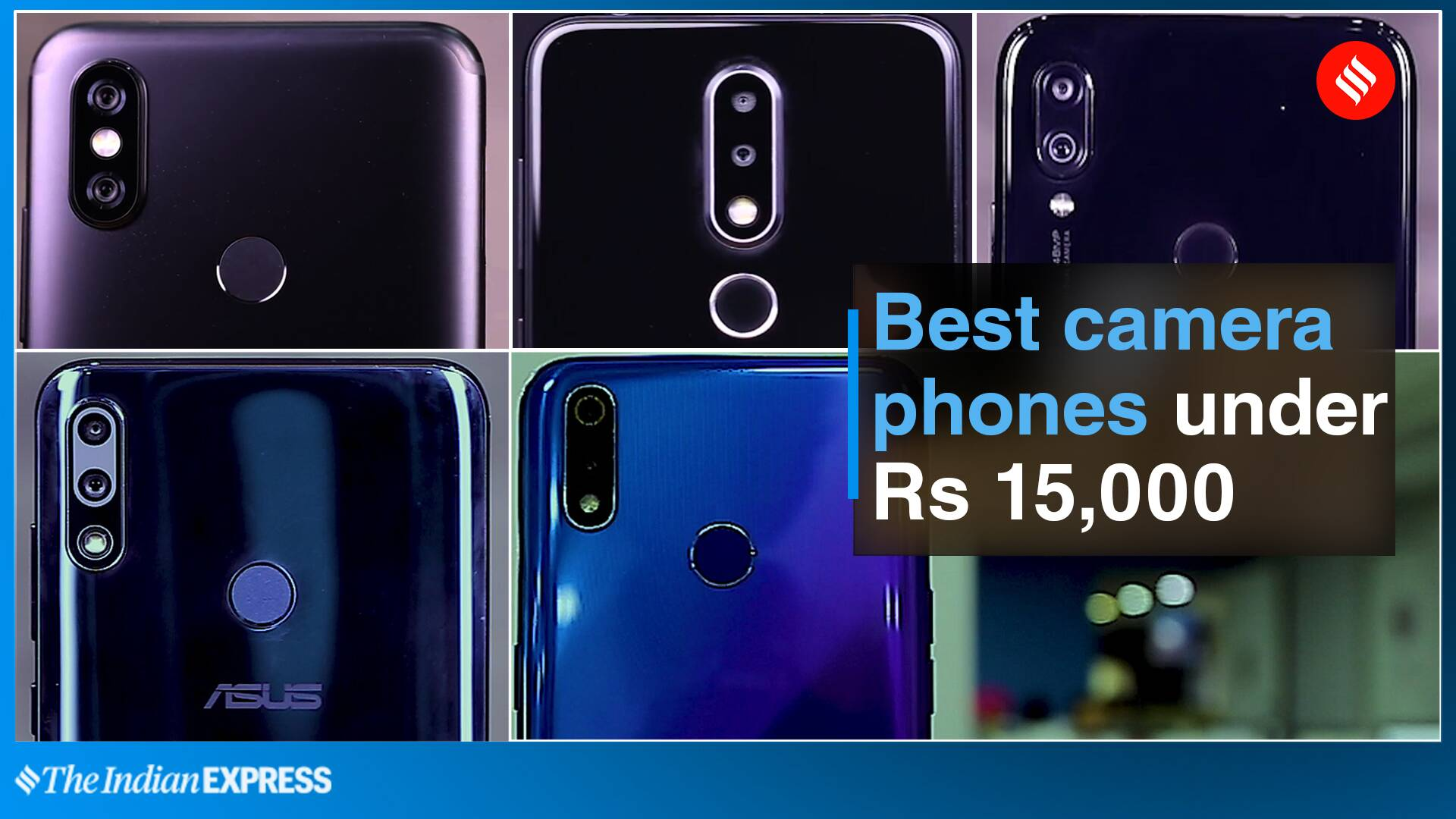 Best Camera Phones Under Rs 15,000: Redmi Note 7 Pro, Realme 3 Pro And More
