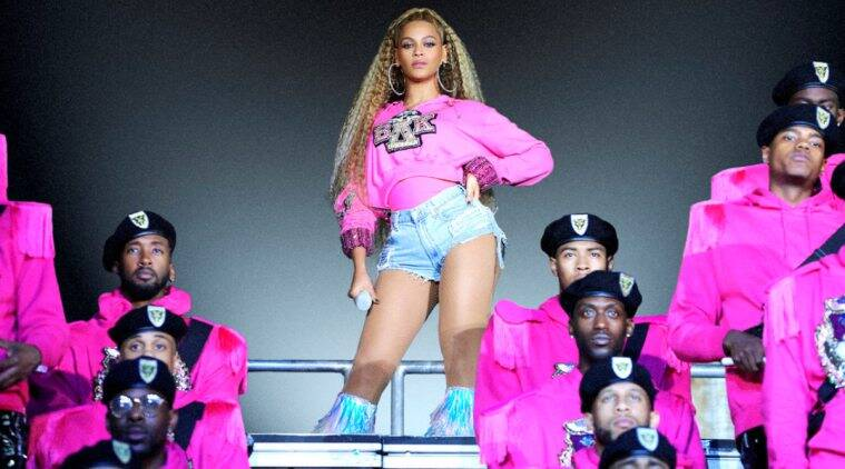 Beyonce inks 60 million dollars deal with Netflix