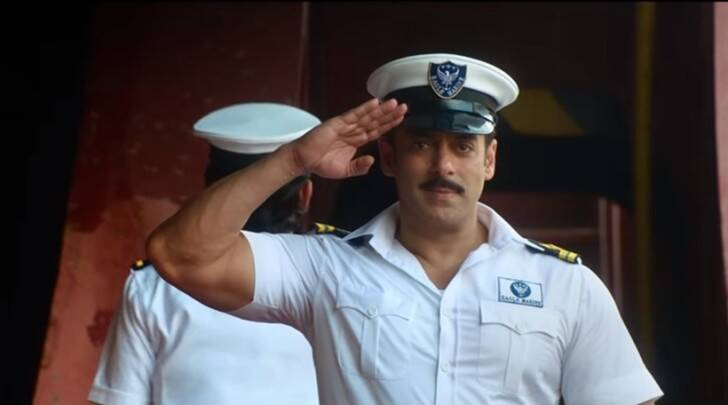 salman khan looks in bharat
