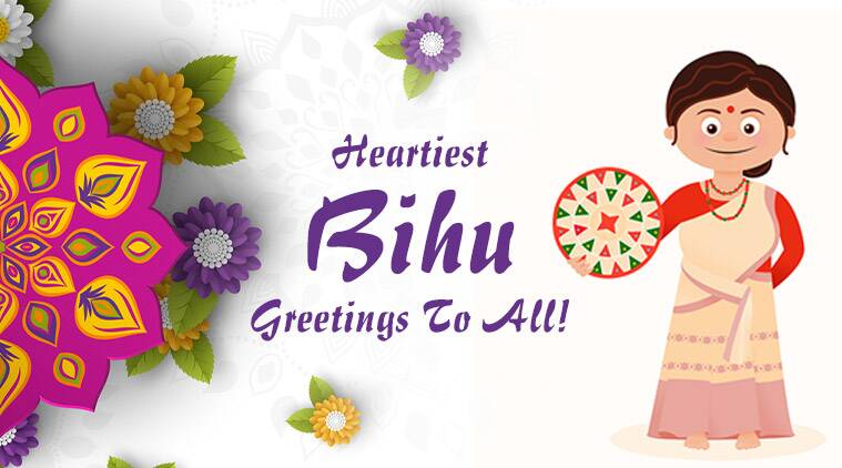 Happy Bihu 2019 Wishes, Happy Bihu 2019, Bihu 2019, Bihu messages