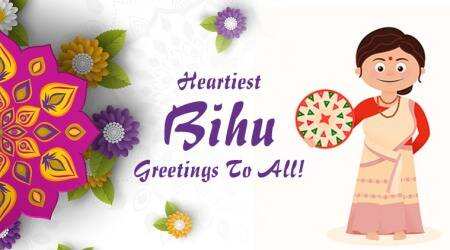 Happy Bihu 2019 Wishes, Happy Bihu 2019, Bihu 2019, Bihu msgs