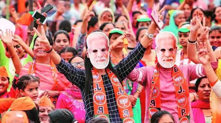 donald trump, narendra modi, PM Modi, lok sabha elections 2019, lok sabha election, lok sabha campaign, bjp lok sabha campaign, congress lok sabha campaign, election news