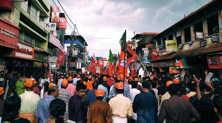 Kerala: BJP doesn't gain much as UDF reaps Sabarimala dividend