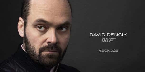 David Dencik in Bond 25