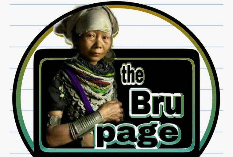 bru tribe, tripura