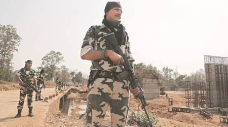 BSF jawan killed, BSF jawan killed on India Bangladesh border, India Bangladesh border firing, India Bangladesh border, BGB troops, Border Guards Bangladesh troops, India news, Indian Express