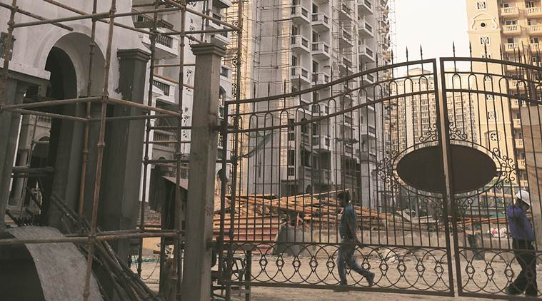 Greater Noida: 2 dead, 1 injured as scaffolding gives way