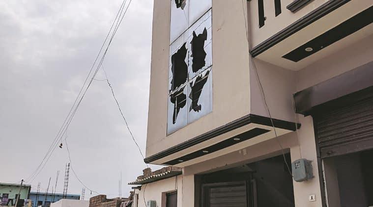 Gurgaon muslims attack, Gurgaon Police, Gurgaon attack, Gurgaon holi incident, Hindu Muslim, Mob lynching, vigilantism, mob attack, India news, Indian Express
